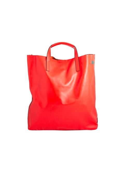 le moki | Bag | SHOPPER C LUXURY .ARANCIO
