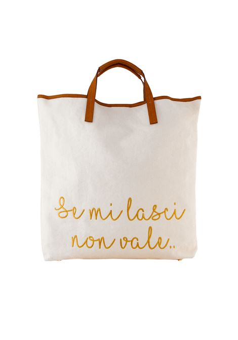 le moki | Bag | SHOPPER CPANNA CANVAS