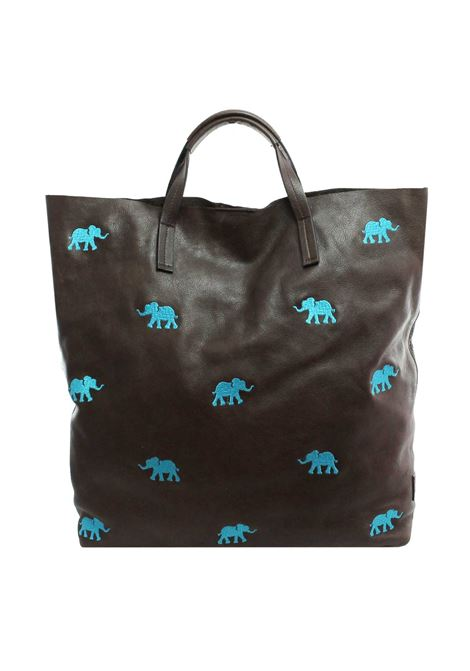le moki | Bag | SHOPPER ELEFANTINIT MORO