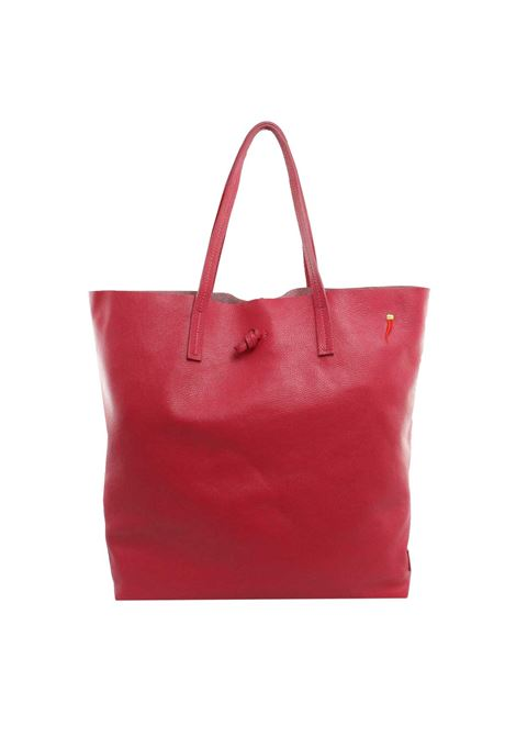 le moki | Bag | SHOPPER FUXIA CORNETTOCORNETTO