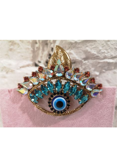 LisaC swarovski eye brooch Lisa C. Bijoux | Brooches | BROOCHES---BROO NIA