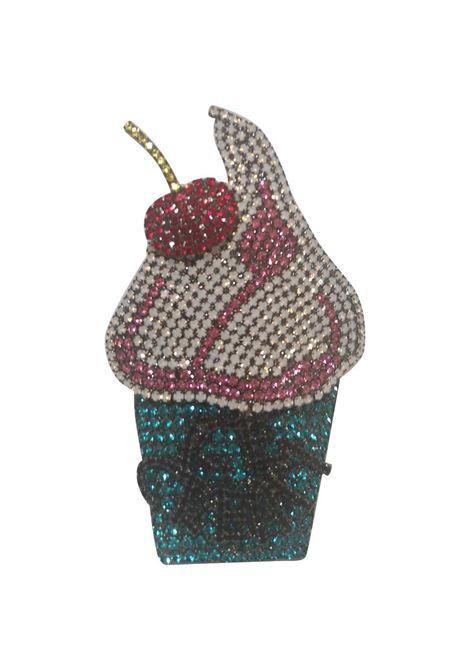LisaC multicoloured swarovski stones ice cream brooch Lisa C. Bijoux | Brooches | BROOCHES---MAHI
