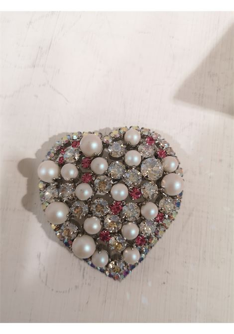 LisaC Swarosky heart brooch Lisa C. Bijoux | Brooches | BROOCHES-.,.KIM