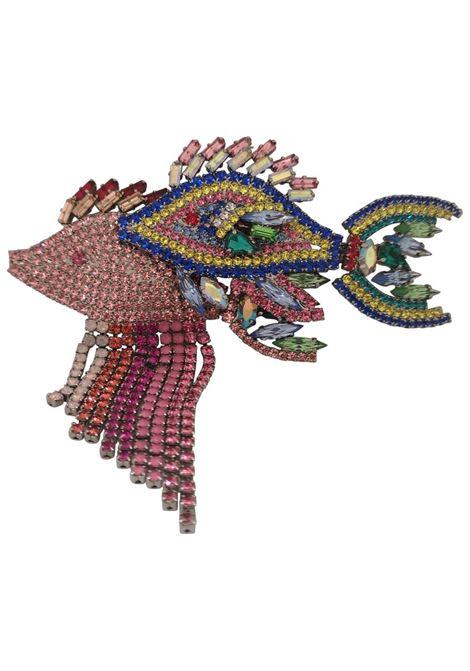 LisaC Swarovski stones fish brooch Lisa C. Bijoux | Brooches | BROOCHES-.,.TRIO FLA