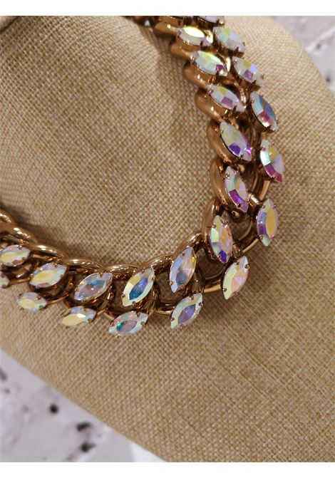 LisaC Crystal swarosvky stones necklace Lisa C. Bijoux | Collana | COLANA.NELIS