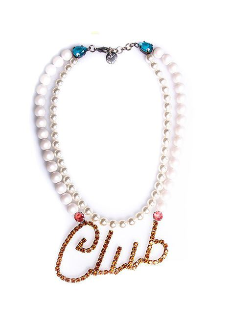 Lisa C. Bijoux | Necklaces | COLLANACLUB PERLE