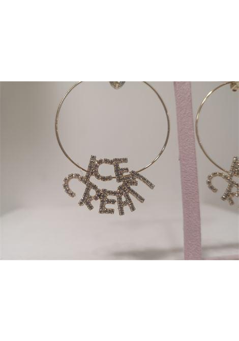 LisaC ice cream swarovski stones earrings Lisa C. Bijoux | Earrings | EARRINGS.,BUNNY