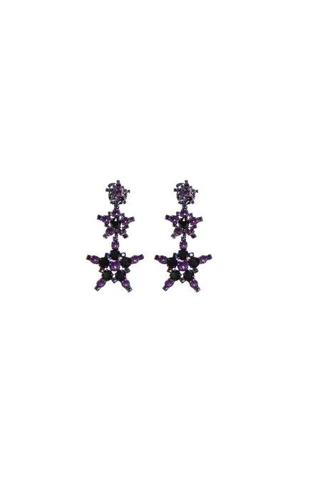 LisaC black swarovski anchor earrings Lisa C. Bijoux | Orecchini | EARRINGS.,SAILOR