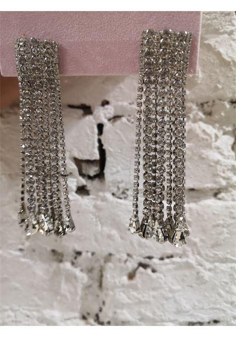 Lisac crystal swarovski pendant earrings Lisa C. Bijoux | Earrings | EARRINGSGIORGINA