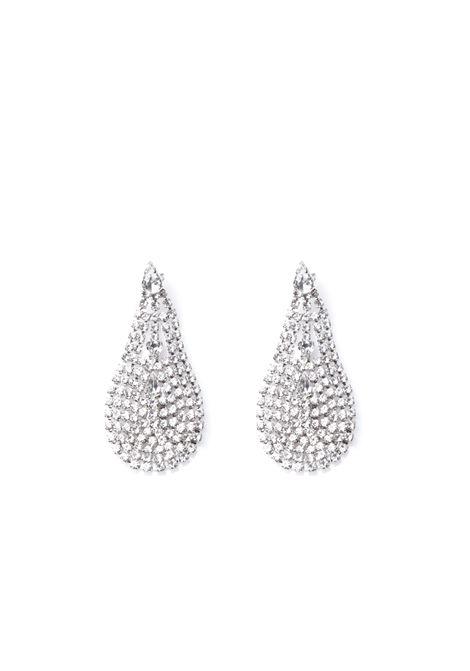 LisaC crystal swarovski pendant drops earrings Lisa C. Bijoux | Orecchini | EARRINGSMELLOW