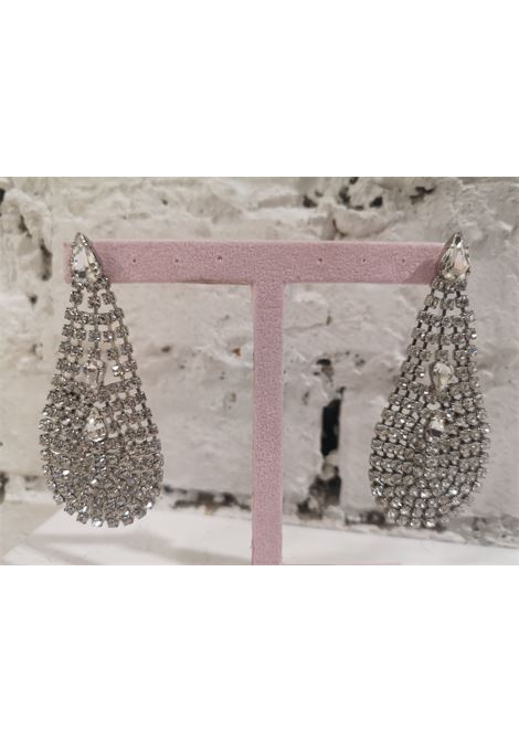 LisaC crystal swarovski pendant drops earrings Lisa C. Bijoux | Earrings | EARRINGSMELLOW