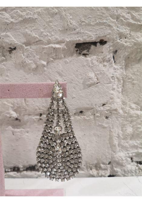 LisaC crystal swarovski pendant drops earrings Lisa C. Bijoux | Earrings | EARRINGSMELLOW
