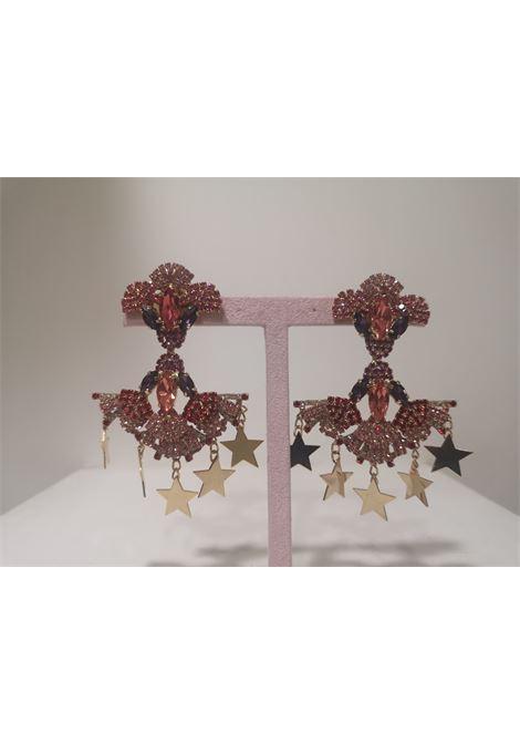 LisaC swarovski stones pendant earrings Lisa C. Bijoux | Earrings | EARRINGSNICE TRIP