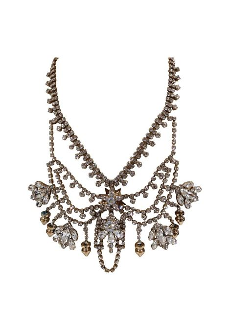 LisaC Crystal swarovsky necklace Lisa C. Bijoux | Collana | EVE-