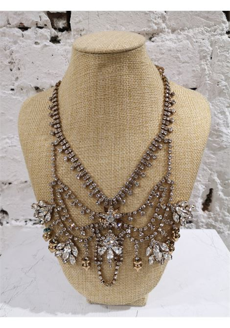 LisaC Crystal swarovsky necklace Lisa C. Bijoux | Necklaces | EVE-