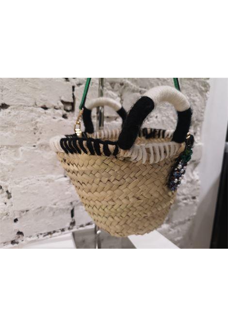 LisaC raffia Pineapple swarovski shoulder handbag Lisa C. Bijoux | Bags | FIFIANANAS