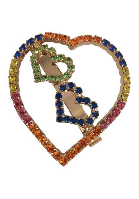 LisaC swarovski stones hearts hair clip Lisa C. Bijoux | Accessories | HPCOEUR