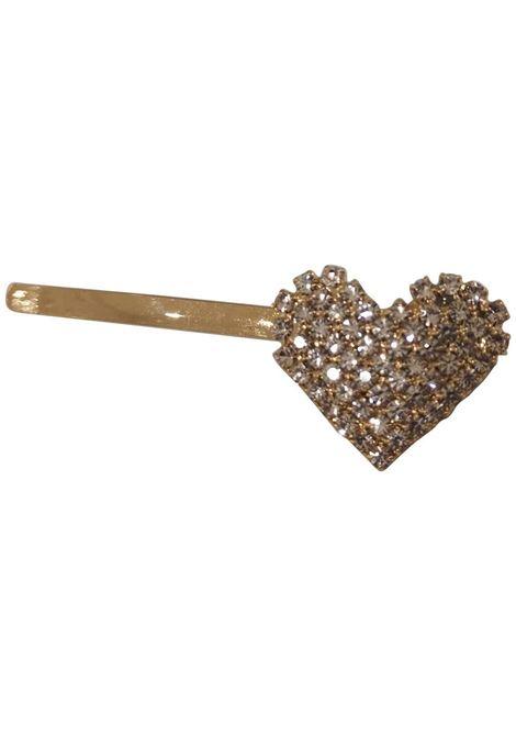 LisaC swarovski stones hearts hair clip Lisa C. Bijoux | Accessories | HPCUORE CRISTALLI