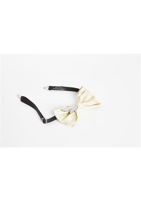 Silk papillon  mani del sud | Bow tie | 119GPRSILVER