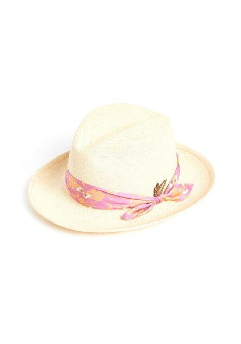 Nude Rafia Hat Mani del Sud | Cappello | HLORDSTRASS
