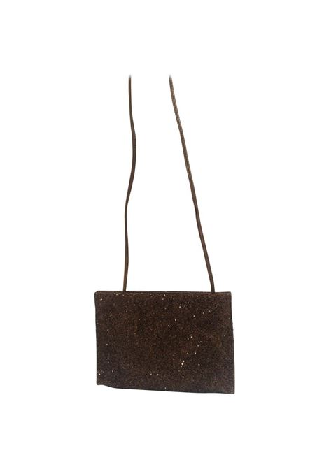 Mario Valentino brown glitter shoulderbag Mario Valentino | Bags | AT02080SXWBRONZE