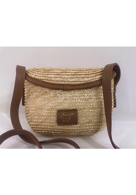 Diana rafia handmade minauderie shoulder bag Michele Chiocciolini | Bags | MINI DIANANUDE