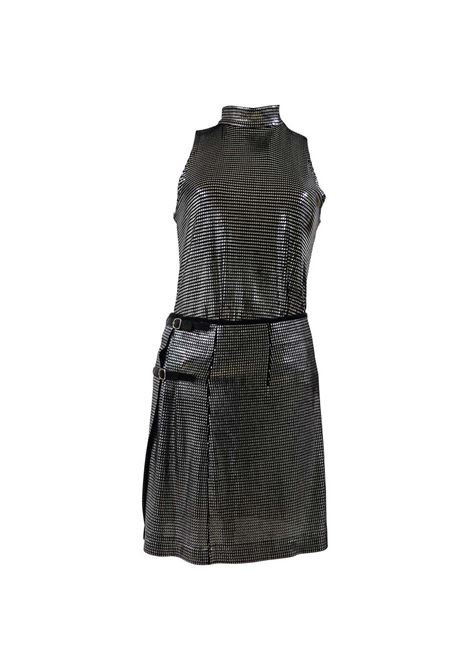 Paco Rabanne anthracite skirt suit Paco Rabanne | Suits | SD020CS90GONNA TOP