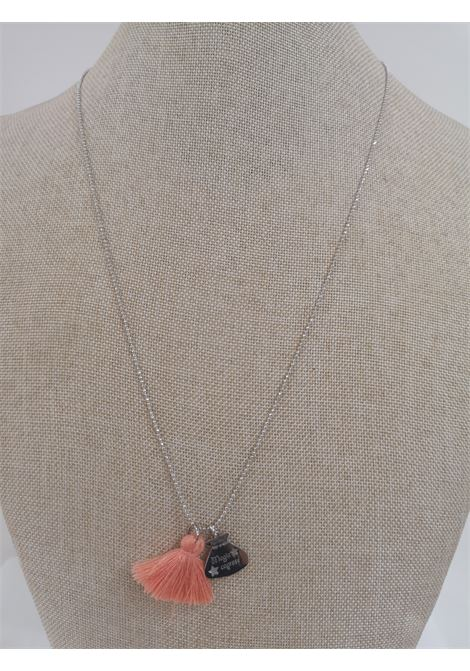 Pitimali Capri Magic silver necklace Pitimali | Necklaces | 10/CARANCIO BIANCO