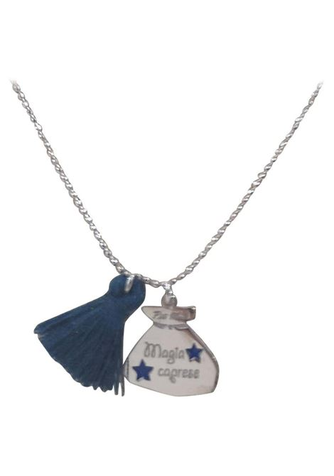 Pitimali Capri Magic silver necklace Pitimali | Necklaces | 10/CBLU