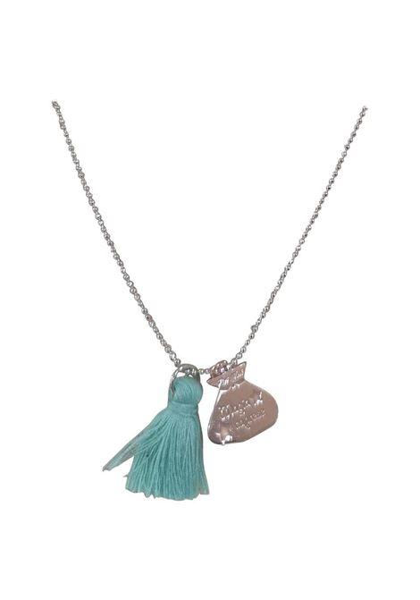 Pitimali Capri Magic silver necklace Pitimali | Necklaces | 10/CCELESTE