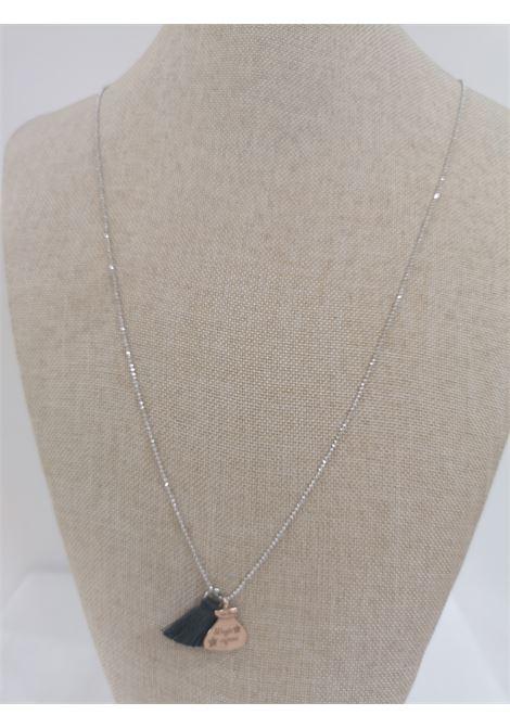 Pitimali Capri Magic silver necklace Pitimali | Necklaces | 10/CGRIGIOO