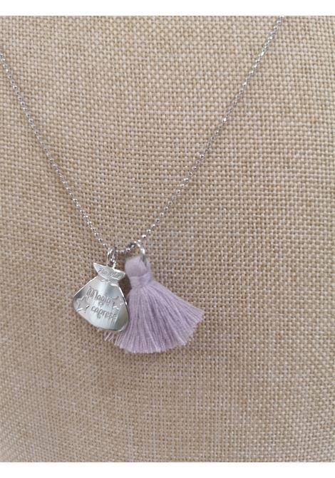 Pitimali Capri Magic silver necklace Pitimali | Necklaces | 10/CLILLA