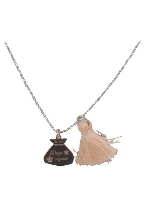Pitimali Capri Magic silver necklace Pitimali | Necklaces | 10/CROSA ORO ROSA
