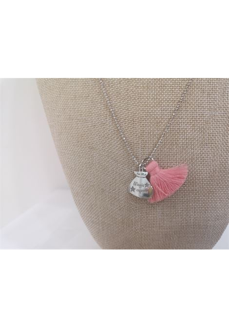Pitimali Capri Magic silver necklace Pitimali | Necklaces | 10/CROSA