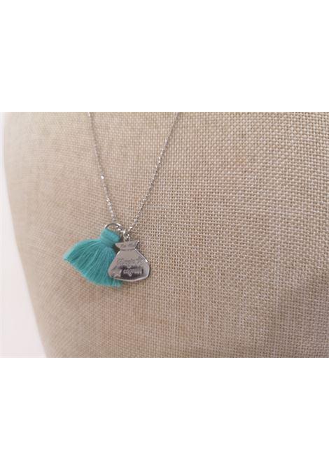 Pitimali Capri Magic silver necklace Pitimali | Necklaces | 10/CTURCHESE