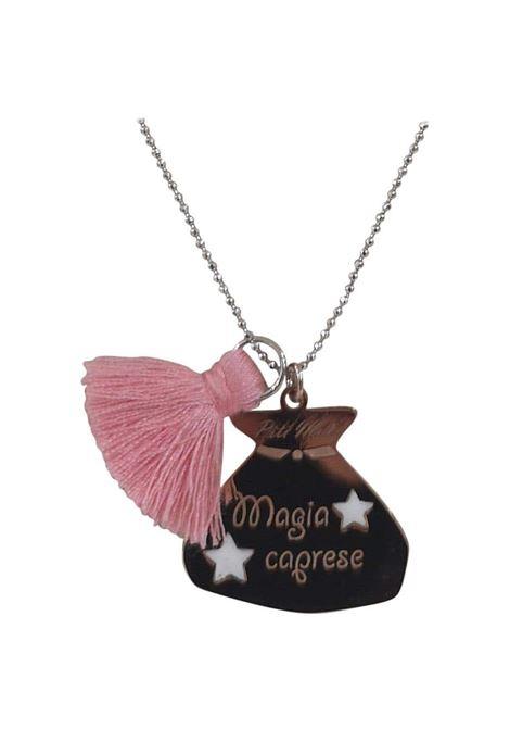Pitimali Capri Magic silver necklace Pitimali | Necklaces | 11/CMAGIA CAPRESE