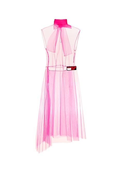 Prada fucsia purple tulle dress Prada | Dresses | AT0210CS25RV0SVIOLA
