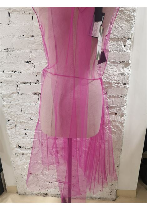 Prada fucsia purple tulle dress Prada | Abito | AT0210CS25RV0SVIOLA