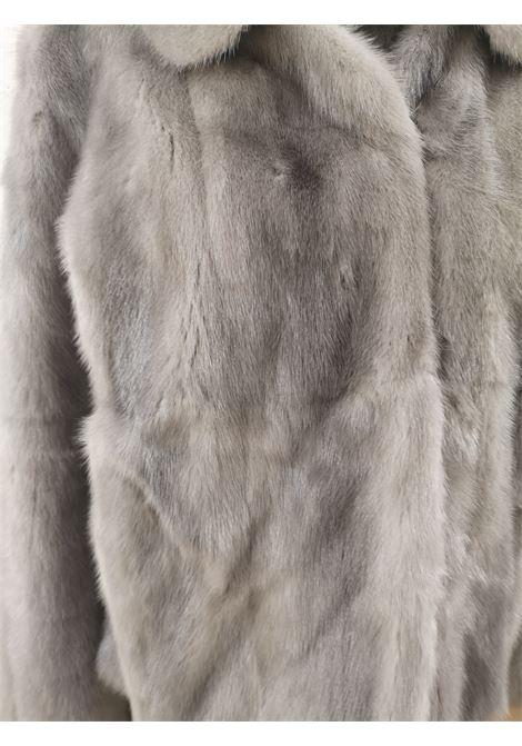 Prada light grey mink fur Prada | Furs | PELLICCIA -GRIGIO