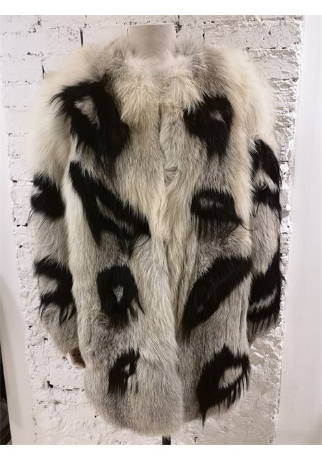 Revillon black and white Fox Fur Revillon | Furs | REVILLONVOLPE