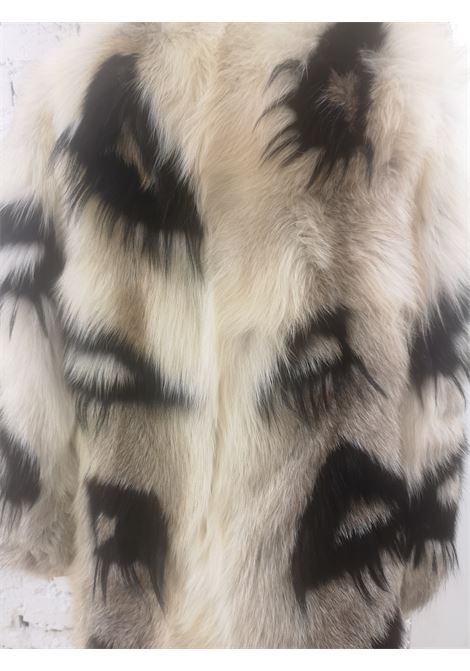 Revillon black and white Fox Fur Revillon |  | REVILLONVOLPE
