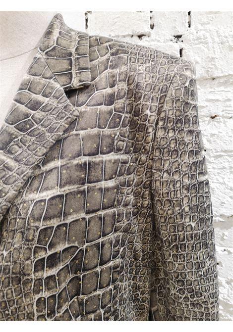 Roberto Cavalli cocco print blazer / jacket Roberto Cavalli | Giacca | AT020XS2E120FF-