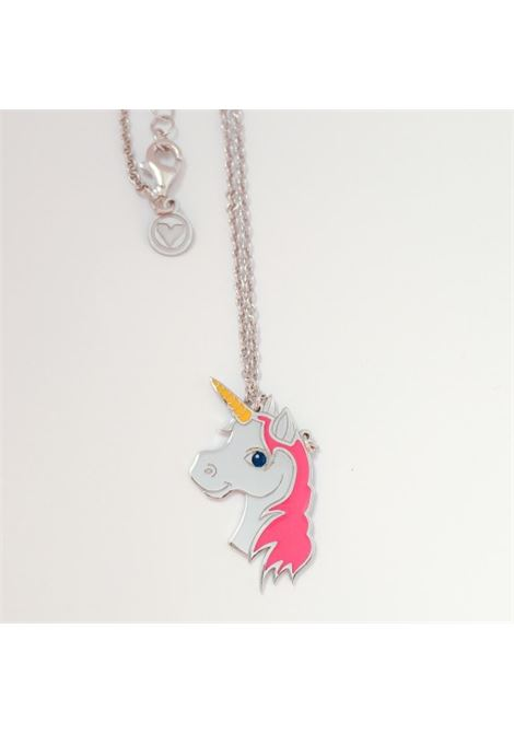 Unicorn silver necklace Rossella Catapano | Necklaces | UNICORNO-