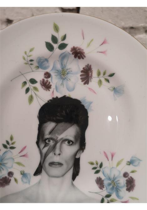 David Bowie vintage plate Sabotage | Dish | PIATTO VINTAGEBOWIE