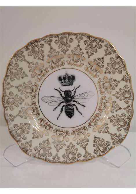 Queen Bee dish plate Sabotage | Piatto | PIATTO VINTAGEQUEEN BEE