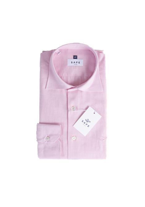 Safe pink cotton shirt Safe Milano | Shirts | CAMICIA COLLOROSA