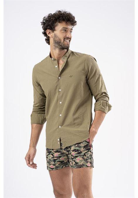 Safe Milano Green shirt Safe Milano | Shirts | TSHIRTVERDE