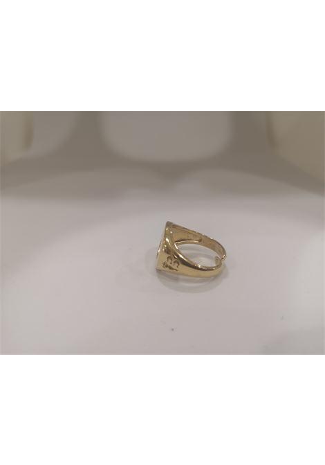 Gold plated Heart ring Scognamiglio Gioielli | Rings | CHEVALIERCUORE