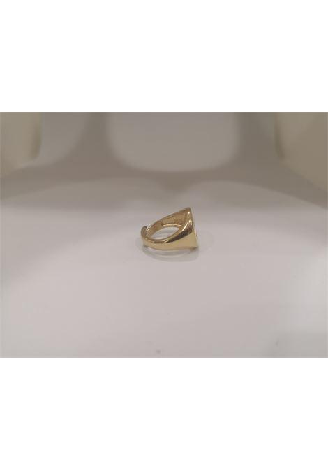 Gold plated Heart ring Scognamiglio Gioielli | Anello | CHEVALIERCUORE