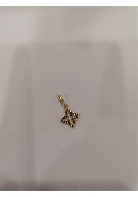 Gold plated star zirconia charm Scognamiglio Gioielli | Ciondolo | MISTISTELLINA